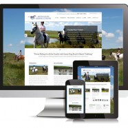 Moycullen Riding Centre Launches All New Responsive Website